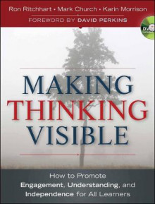 Making Thinking Visible av Ron Ritchhart, Mark Church og Karin Morrison (Heftet)