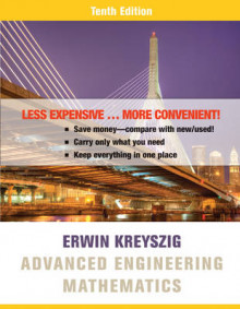 Advanced Engineering Mathematics, Binder Version av Erwin Kreyszig (Heftet)