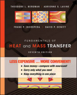 Omslag - Fundamentals of Heat and Mass Transfer, Binder Version