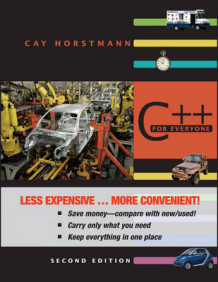C++ for Everyone 2E Binder Ready Version av Cay S. Horstmann (Perm)