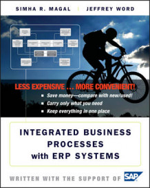 Integrated Business Processes with Erp Systems av Simha R Magal og Jeffrey Word (Heftet)