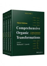 Omslag - Comprehensive Organic Transformations