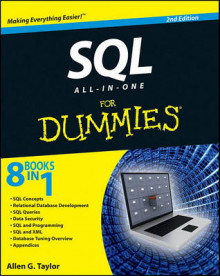 SQL All-In-One for Dummies, 2nd Edition av Allen G. Taylor (Heftet)