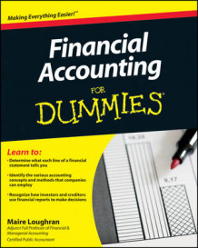 Financial Accounting For Dummies av Maire Loughran (Heftet)