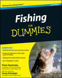 Fishing For Dummies av Peter Kaminsky og Greg Schwipps (Heftet)