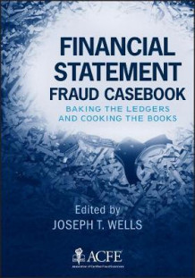 Financial Statement Fraud Casebook (Innbundet)