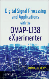 Omslag - Digital Signal Processing and Applications with the OMAP- L138 Experimenter