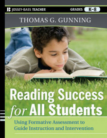Reading Success for All Students av Thomas G. Gunning (Heftet)