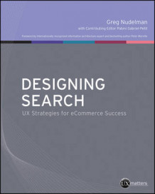 Designing Search av Greg Nudelman (Heftet)