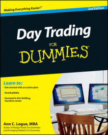Day Trading For Dummies, 2nd Edition av Ann C. Logue og MBA (Heftet)