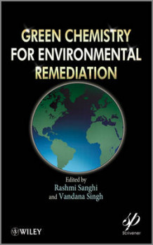 Green Chemistry for Environmental Remediation (Innbundet)