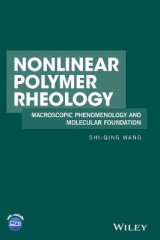 Omslag - Nonlinear Polymer Rheology