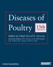 Diseases of Poultry (Innbundet)