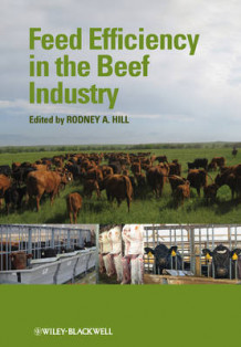 Feed Efficiency in the Beef Industry (Innbundet)
