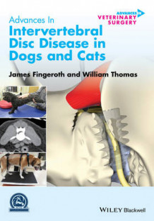 Advances in Intervertebral Disc Disease in Dogs and Cats (Innbundet)