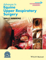 Omslag - Advances in Equine Upper Respiratory Surgery