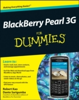 BlackBerry Pearl 3G For Dummies av Robert Kao og Dante Sarigumba (Heftet)