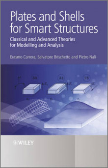Plates and Shells for Smart Structures av Erasmo Carrera, Gaetano Giunta, Salvatore Brischetto og Pietro Nali (Innbundet)