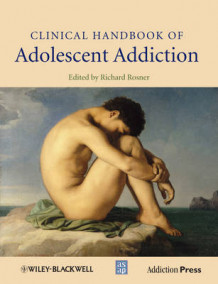 Clinical Handbook of Adolescent Addiction (Innbundet)