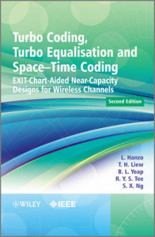 Turbo Coding, Turbo Equalisation and Space-Time Coding av Lajos L. Hanzo, T. H. Liew, B. L. Yeap, R. Y. S. Tee og Soon Xin Ng (Innbundet)