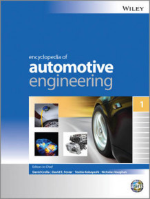 Encyclopedia of Automotive Engineering av David Crolla (Innbundet)