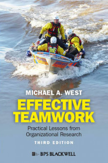 Effective Teamwork av Michael A. West (Innbundet)