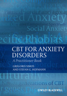 CBT for Anxiety Disorders av Gregoris S. Simos og Stefan G. Hofmann (Innbundet)