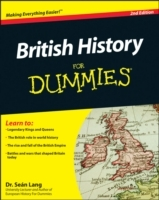British History For Dummies av Sean Lang (Heftet)