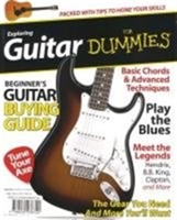 Exploring the Guitar For Dummies av Consumer Dummies (Heftet)