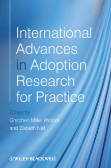 International Advances in Adoption Research for Practice (Innbundet)
