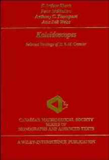 Kaleidoscopes av F.Arthur Sherk, Peter McMullen, Anthony C. Thompson og Asia Ivic Weiss (Heftet)