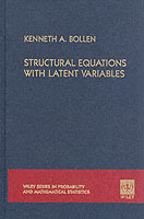 Structural Equations with Latent Variables av Kenneth A. Bollen (Innbundet)