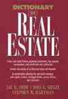 Dictionary of Real Estate av Dr. Jae K. Shim, Joel G. Siegel og Stephen W. Hartman (Innbundet)