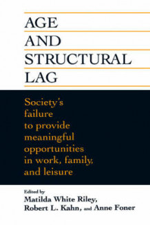 Age and Structural Lag (Innbundet)