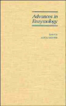 Advances in Enzymology: And Related Areas of Molecular Biology v. 69 av Alton Meister (Innbundet)