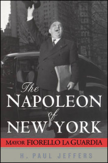 The Napoleon of New York av H. Paul Jeffers (Innbundet)
