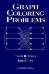 Graph Coloring Problems av Tommy R. Jensen og Bjarne Toft (Heftet)
