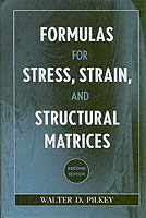 Formulas for Stress, Strain and Structural Matrices 2e av Walter D. Pilkey (Innbundet)
