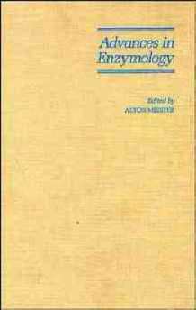 Advances in Enzymology: And Related Areas of Molecular Biology v. 70 av A. Meister (Innbundet)