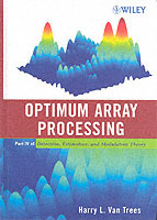 Optimum Array Processing av Harry L. Van Trees (Innbundet)