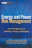 Energy and Power Risk Management av Alexander Eydeland og Krzysztof Wolyniec (Innbundet)