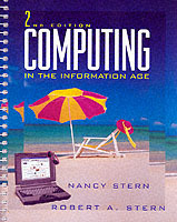 Computing in the Information Age av Nancy B. Stern og Robert A. Stern (Heftet)