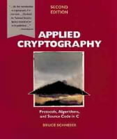 Applied Cryptography av Bruce Schneier (Heftet)