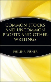 Common Stocks and Uncommon Profits av Philip A. Fisher (Innbundet)