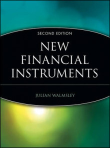 The New Financial Instruments av Julian Walmsley (Heftet)