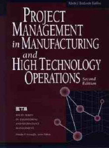 Project Management in Manufacturing and High Technology Operations av Adedeji Bodunde Badiru (Innbundet)
