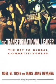 The Transformational Leader av Noel M. Tichy og Mary Anne Devanna (Heftet)