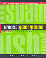 Advanced Spanish Grammar av Marcial Prado (Heftet)