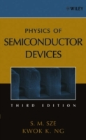 Physics of Semiconductor Devices av Simon M. Sze og Kwok K. Ng (Innbundet)