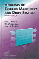 Analysis of Electric Machinery and Drive Systems, 2nd Edition av Paul C. Krause (Innbundet)